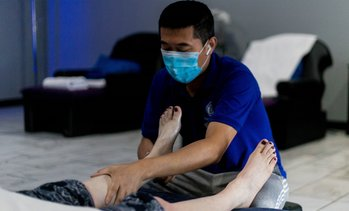 Up to 53% Off Foot Reflexology Session at Relax the Feet