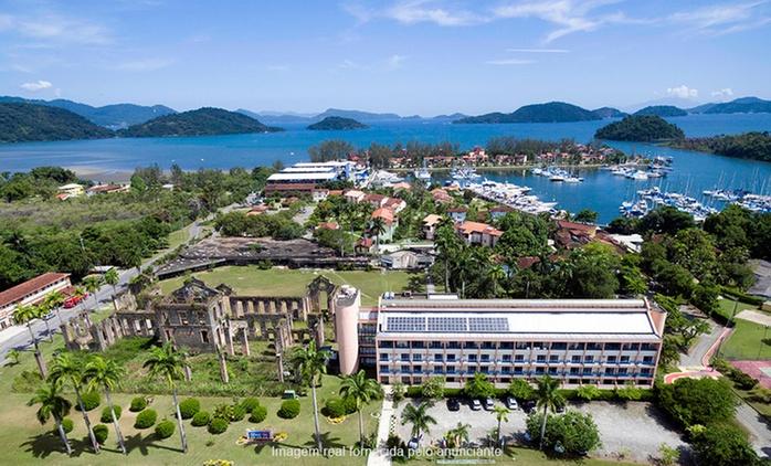 Angra dos Reis/RJ: 2, 3, 4 ou 5 noites para 2 no Hotel Samba Angra dos Reis.