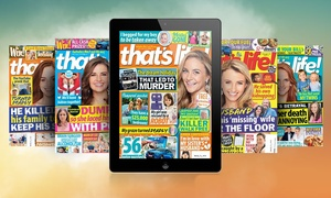 that's life!: that's life! - 12 Months of Online Access for $29.99 (Don't Pay $57.60)