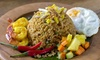 Repas indonésien pour 2 personnes
