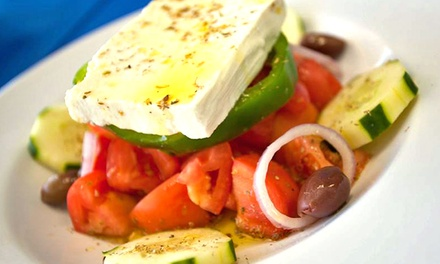 Dine-In or Takeout Greek Food at Zino's Greek and Mediterranean Cuisine (Up to 47% Off)