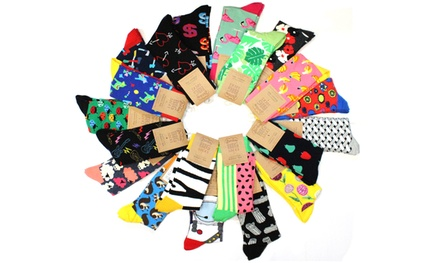Funky Novelty Socks: 10 Pairs $19 or 20 Pairs $38