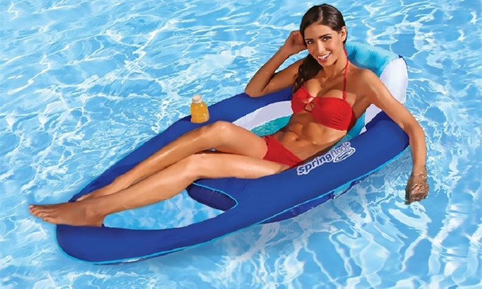 Swimways Foldable Pool Floats | Groupon Goods