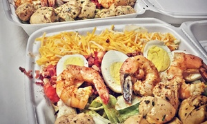 Seafood Saturday: Seafood at Seafood Saturday (Up to 42% Off). Two Options Available.