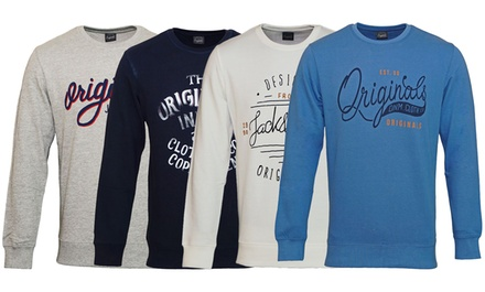 Jack & Jones Men's Sweatshirt for £19.99