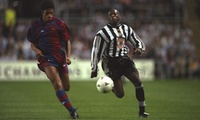 One Night at St James with Tino Asprilla and Keith Gillespie: Standard or VIP Entry, Friday 7 October (Up to 80% Off)