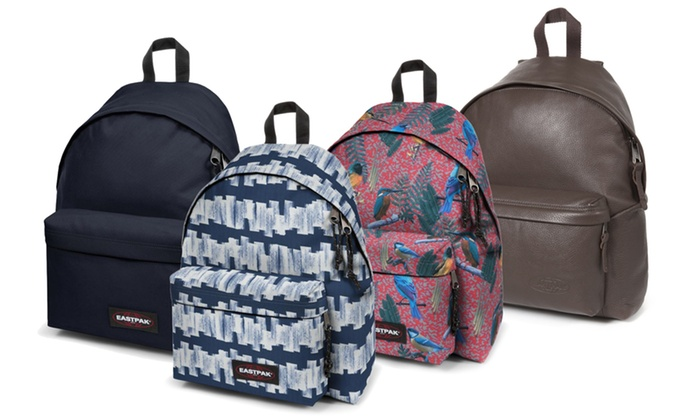 Groupon Goods Global GmbH: Zaino Eastpak disponibile in 2 modelli da 30,99 € (fino a 50% di sconto)