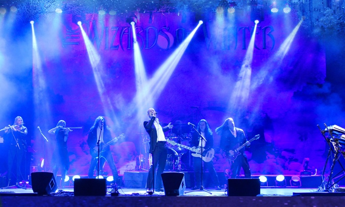 The Wizards of Winter  - Plaza Live Orlando: The Wizards of Winter with Original Members of the Trans-Siberian Orchestra on Saturday, November 21, at 8 p.m.