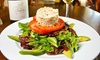 Up to 43% Off French Cuisine at Cafe Monte