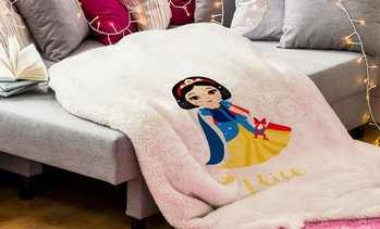 Personalised Princess Blanket