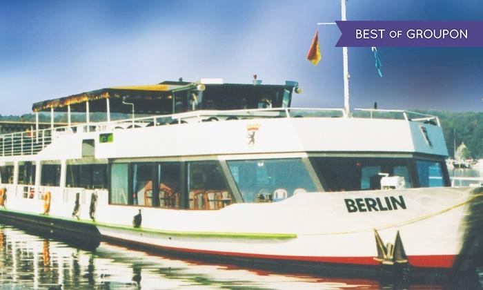 Reederei Markus Bethke - Reederei Bethke - am Teleger See: 2 Std. Oberhavelrundfahrt für zwei oder vier Personen bei Reederei Markus Bethke (50% sparen*)
