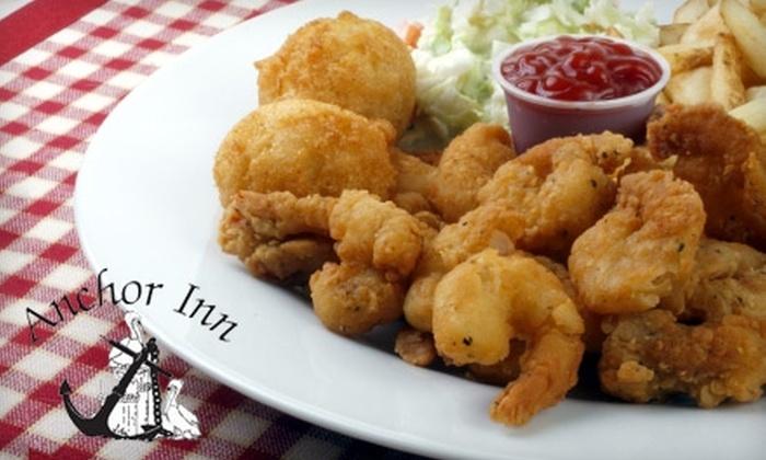Anchor Inn - Virginia Beach: $12 for $30 Worth of Seafood, Steak, and Pasta at Anchor Inn