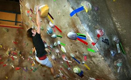 The Crux Climbing & Bouldering - The Crux Climbing & Bouldering in Calgary
