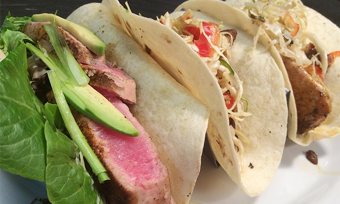 Jaco's Tacos - Downtown: Tex-Mex Cuisine at Jaco's Tacos (50% Off)