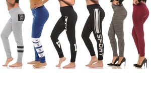 Coco Limon Women's Assorted Joggers and Leggings (6-Pack) at Coco Limon Women's Assorted Joggers and Leggings (6-Pack), plus 6.0% Cash Back from Ebates.