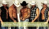 """Ladies Night Out"" Male Revue – Up to 72% Off"