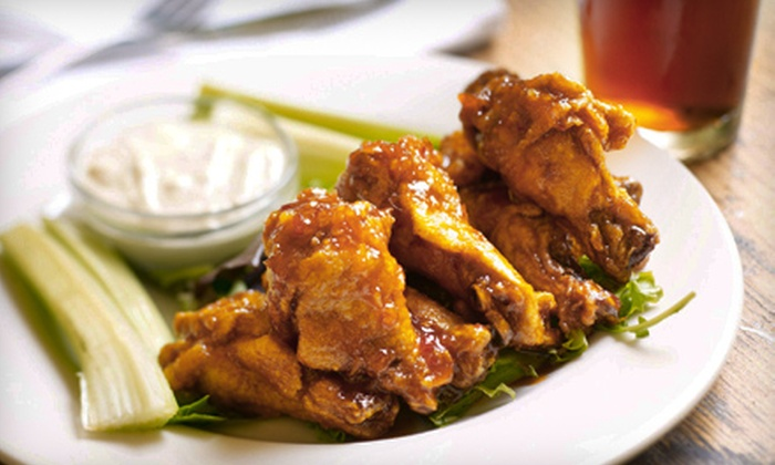 Calistoga Inn Restaurant & Brewery - Calistoga: $15 For Brew Tasting For Two & One Appetizer at Calistoga Inn Restaurant & Brewery (Up to $30.25 Value)