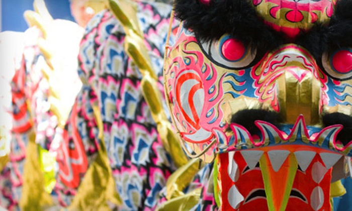 Chinese New Year Parade - Hilton San Francisco Financial District: $39 for Outing for Two to See the Chinese New Year Parade at Hilton San Francisco Financial District on February 11 (Up to $80 Value)