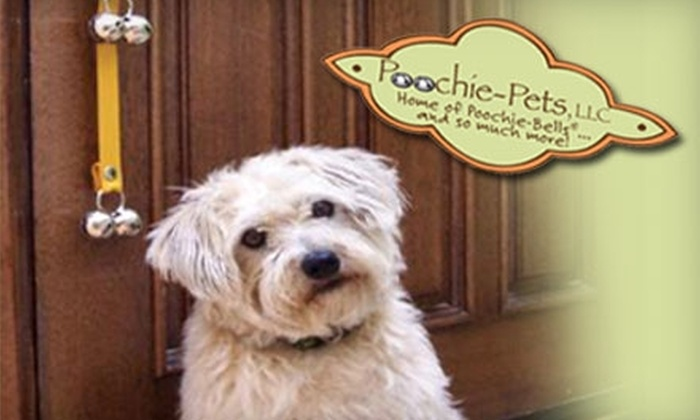 Poochie-Pets: $9 for $18 Worth of Online Purchases at Poochie-Pets