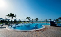 Abu Dhabi: 1 or 2 Night for Two with Optional Breakfast and Lunch or Dinner at Mirfa Hotel