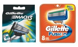 Lot de lames de rasoir Gillette