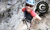 Calgary Climbing Centre - Elbow Park: $99 for a Full-Day Outdoor Beginners' Rock-Climbing Course from Calgary Climbing Centre ($208.95 Value)