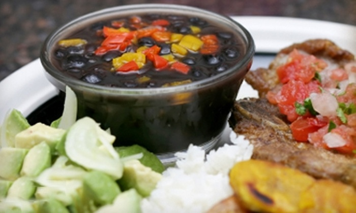 Taste of Cuba - Lincolnwood: $5 for $10 Worth of Latin Fare and Drinks at Taste of Cuba in Lincolnwood