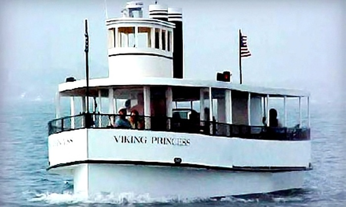 Viking Princess Cruises - Provincetown: $14 for a 90-Minute Sunset Cruise from Viking Princess Cruises in Provincetown ($26 Value)
