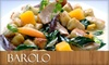 Barolo Restaurant - Pedro Point: $20 for $45 Worth of Italian Cuisine at Barolo Restaurant