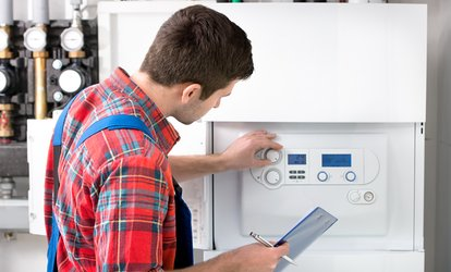 Gas Boiler Service and Safety Check from Dublin Gas Works (38% Off)