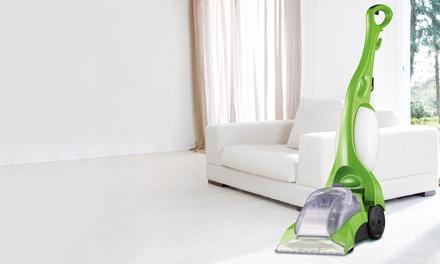Aspirapolvere CLEANmaxx con funzione lavatappeti