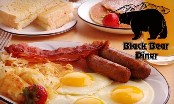 Black Bear Diner - Sacramento: $7 for $14 Worth of Fare at Black Bear Diner