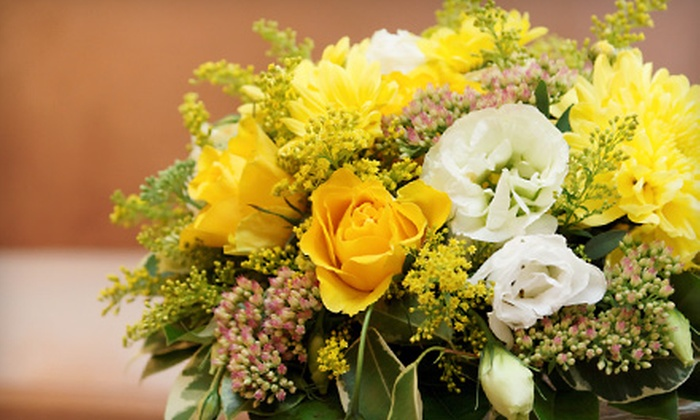 The Floral Cottage - Ceres: $25 for $50 Worth of Flower Arrangements at The Floral Cottage