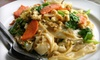 $7 for Thai Fare and Drinks at Cozy Thai