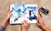 Colorland: Hardcover-Fotobuch Classic im A4-Hochformat mit bis zu 72 Seiten von Colorland (bis zu 74% sparen*)