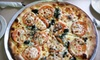John the baker - Newfield - Westover - Turn of River: $15 for $30 Worth of Italian Cuisine and Drinks at John the Baker