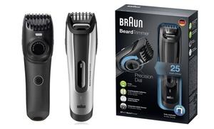 braun bt5090 beard trimmer groupon goods. Black Bedroom Furniture Sets. Home Design Ideas