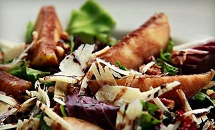 $50 Groupon to Curious Thyme's Bistro - Curious Thyme's Bistro in Sudbury