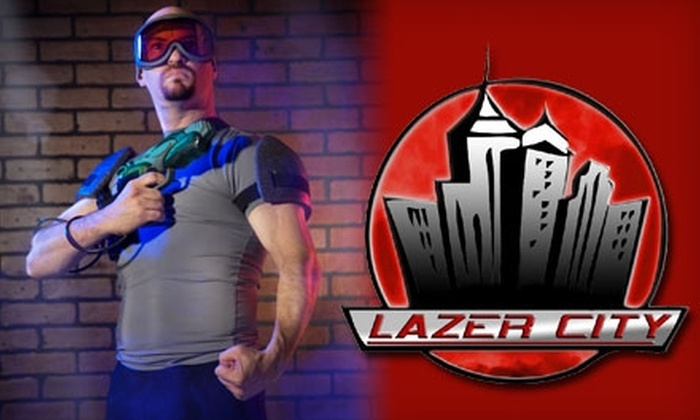 Laser Tag of Buford - Buford: $9 for Three Games of Laser Tag at Laser Tag of Buford ($18 Value)