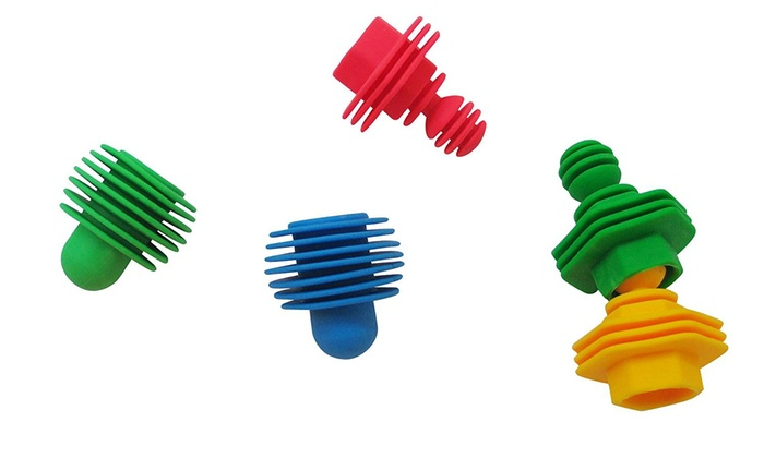 Edushape EZ-Grip Flexies Set (60-Piece)