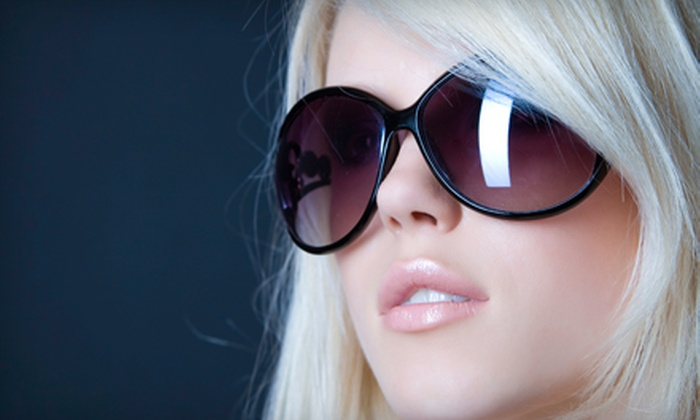 Shawnee Optix - Shawnee: Designer Frames and Lenses or Designer Sunglasses at Shawnee Optix (Up to 85% Off)
