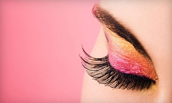 FPA Cosmetic Med Spa - Waterloo: Eyelash Extensions or Eyelash-Extension Package with Lash Tint and Brow Wax at FPA Cosmetic Med Spa in Waterloo (Up to 60% Off)