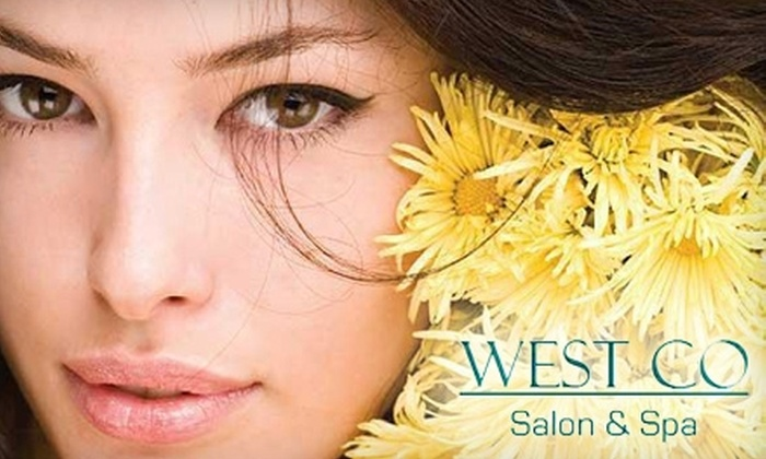 West Co Salon & Spa - Chesterfield: $69 for Three Microdermabrasion Treatments at West Co Salon & Spa in Ballwin