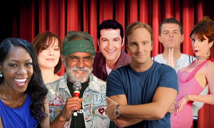 LOL Comedy Festival  - Downtown San Bernardino: One Admission to the LOL Comedy Festival in San Bernardino. Five Options Available.