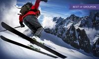 Ski Taster Session for One at Knockhatch Adventure Park
