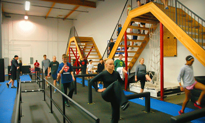 Adapt Training - Raleigh West: Personal-Training Diagnostic and 10 or 20 Fitness Classes at Adapt Training in Beaverton