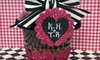 Cowgirl Cupcake Co. & General Store: $17 for a Jumbo Two-Layer Cupcake with Shipping from Cowgirl Cupcake Co. & General Store ($34 Value)