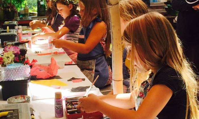 The Woods Art Studio & Classes - Ladera Vista: Up to 50% Off Paint Night & Drawing Classes at The Woods Art Studio & Classes