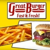 Great Burger - CLOSED - Willow Grove: $4 for $8 Worth of Custom-Built Burgers, Hot Dogs, and Chicken Sandwiches at Great Burger