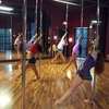 53% Off Pole Dancing Fitness Classes